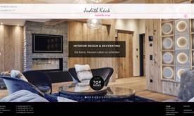 Judith Köck Interior Design & Decorating Online Agentur