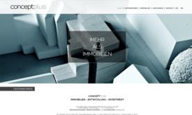 Conceptplus Agentur Internet