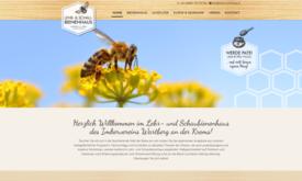 Lehr- und Schaubienenhaus Wartberg Internet Agentur Web