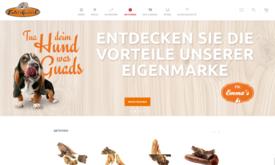 Onlineshop Agentur Futterkörberl