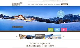 Wellnesshotel Sonnberg Mittersill Salzburg