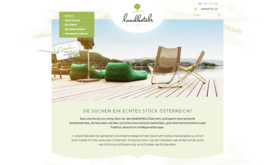 Webagentur für Landhotels Österreich