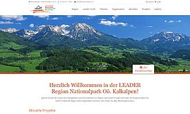 Leader Region Nationalpark Kalkalpen Online Agentur