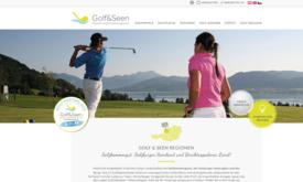 Webagentur Salzkammergut Golf und Seen Salzkammergut