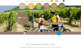 Kostbares Weinviertel Web Agentur