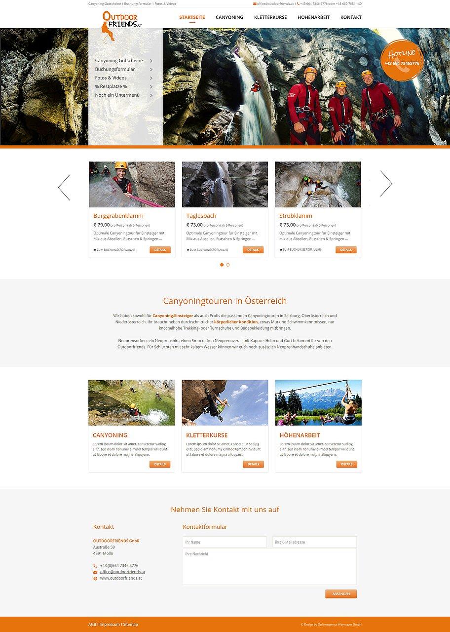 Kosten & Preise für Webdesign & Homepage - Webagentur Weymayer GmbH