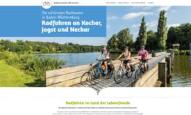 Radfahren Internet Agentur Baden-Württemberg
