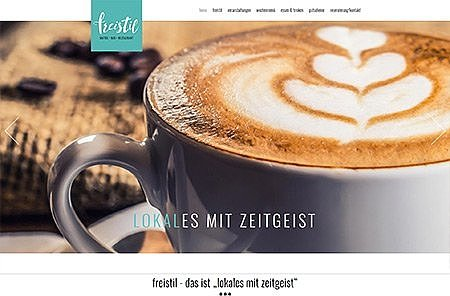 Web Design Freistil Freistadt