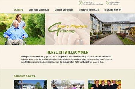 Altenheim Grünburg