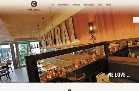 Cafe Central Linz