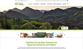 Tourismusverband Oberes Kremstal